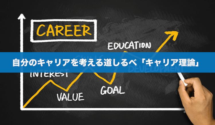 あなたの働き方(キャリア構築)の方向づけに役立つ「キャリア理論」